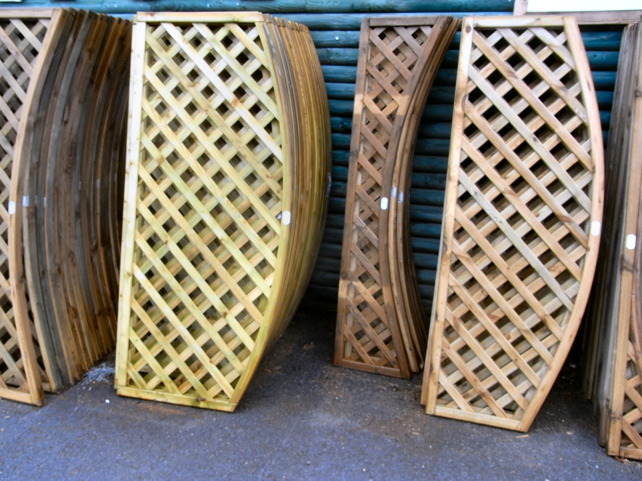 Marvelous photograph of Trellis Fencing Abacus Fencing with #386B87 color and 2048x1536 pixels
